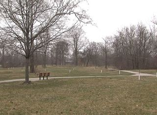 Indy woman says man was following her at park