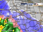 TIMELINE: Where will the weekend's snow fall?