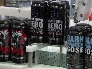Brewers say aluminum tariffs mean costlier beer
