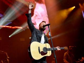 Dierks Bentley performing at Ruoff in July