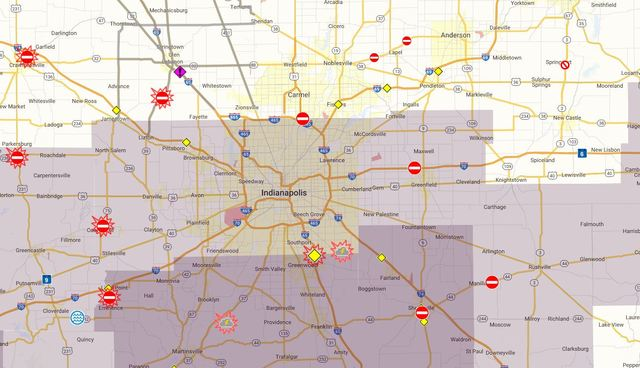 Columbus students use eLearning when s are closed because of ... on mndot road map, scdot road map, ndot road map, weather road map, odot road map, tdot road map, wvdot road map, indiana road closures map, construction road map, city road map, southern indiana road map, indiana toll road map, idot road map, ncdot road map, fishers indiana road map, detailed indiana road map, state road map, indiana kentucky road map, modot road map, local road map,