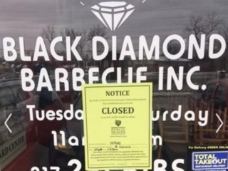 Why did this popular barbecue restaurant close?