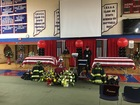 PICS: Funeral for firemen killed in plane crash