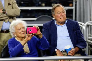 PHOTOS: George & Barbara Bush through the years