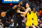 Pacers fall to the Cavs 100-97 in game 2