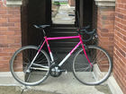 Bike messenger says bike, livelihood, stolen