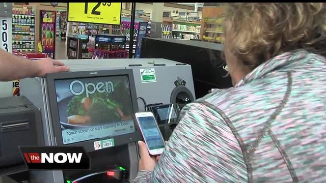 Kroger unveils Scan- Bag and Go technology