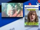 Accused deputy killer shares social media pics
