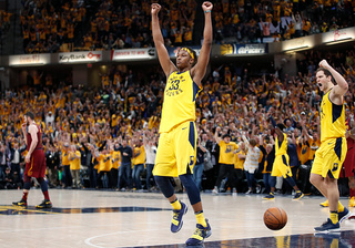 Pacers take 2-1 lead in series over Cavs