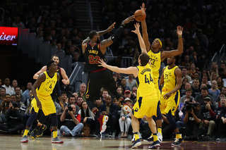 Pacers fall to the Cavs 105-101 in Game 7