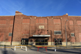 Muncie Fieldhouse approved for $600k in repairs