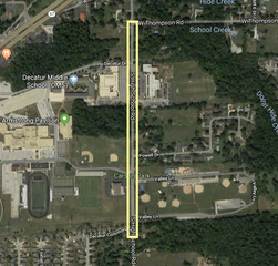Grant approved for sidewalks in Decatur Township