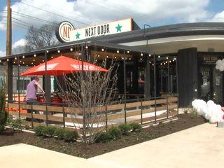 Musk opens restaurant in Indy food desert