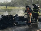 Fire, explosion reported at Fishers gun club