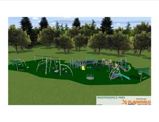 All-accessible playground due for a makeover