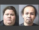 Anderson mother, stepfather accused of abuse