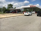 Two people shot at gas station on Indy's W side