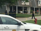 One dead in double shooting on Indy's NE side