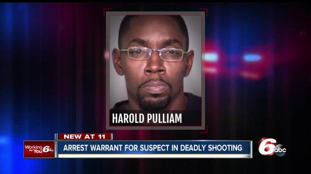 Warrant issued for in connection with weekend murder on Indianapolis-…