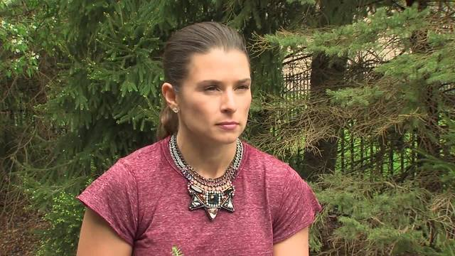 Danica Patrick discusses her last race and what her next chapter looks like