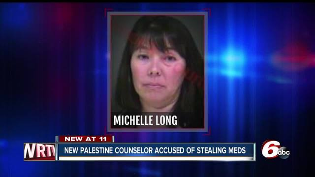 Guidance counselor accused of stealing prescriptions from clinic at…