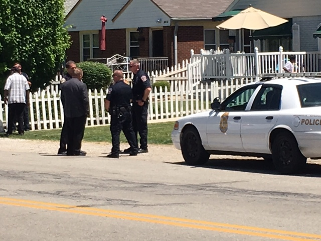Person killed in stabbing on Indy's north side