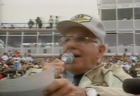 The voice of the Speedway: Tom Carnegie