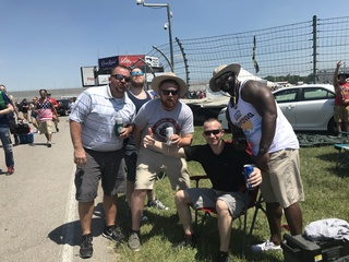 PHOTOS: The sites, food and fun at Carb Day 2018