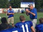 Former IU coach Bill Mallory has died