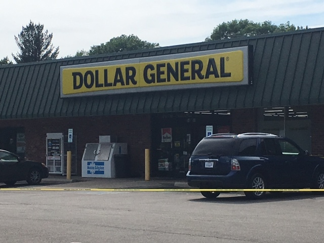 Fatal shooting at Dollar General store