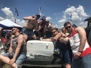 Over 200 fans treated for heat at Indy 500