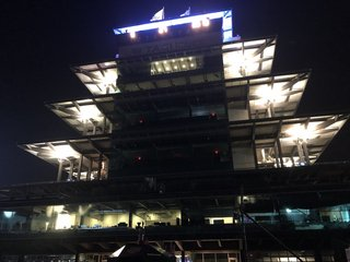 INDY 500: The day in video