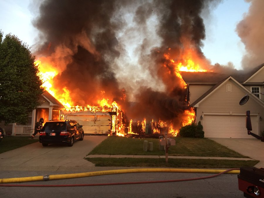 House fires are on the rise in Indiana; these 6 surprising things are being blam...