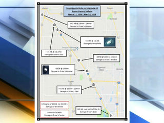 Illinois arrest may be connected to I-65 damage