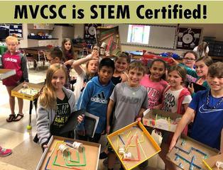Mt. Vernon Schools are now STEM certified