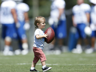Westfield needs Colts training camp volunteers