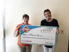 Kokomo woman fighting cancer wins $77,777