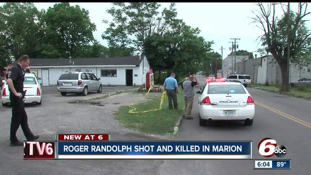 Brother of NBA star found shot to death in parking lot of Marion business