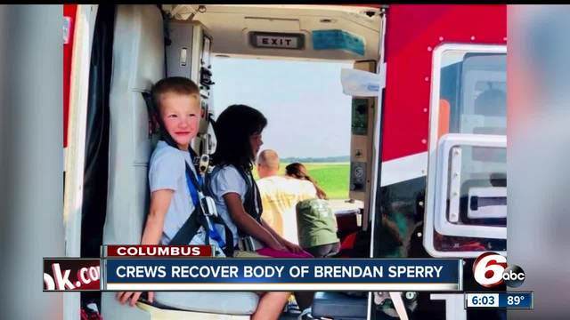 Body of 6-year-old recovered from Flat Rock River