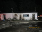 Grant Co. bar where man found dead set on fire