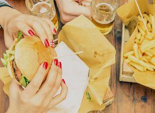 Get $5 burgers next week during Indy Burger Week