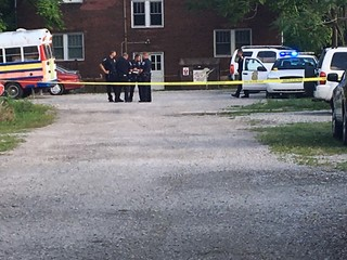 1 dead, 1 critical after separate Indy shootings
