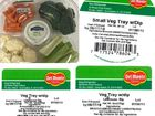 Veggie trays sold at some Ind. stores recalled