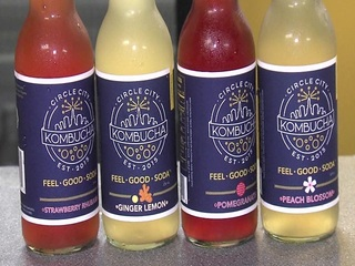 What is kombucha and who makes it in Indy?