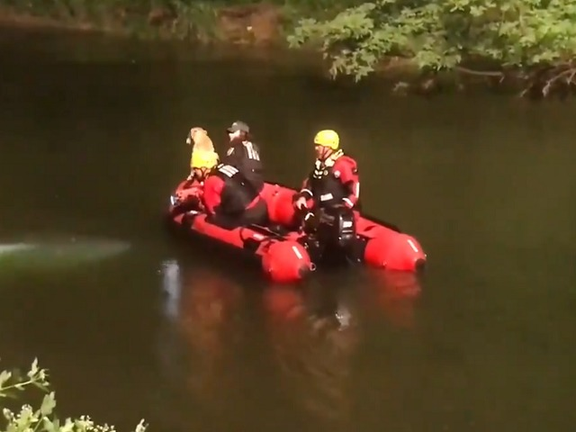 Divers find body of fisherman in Eagle Creek