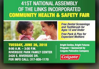 Free dental screenings for kids on Tuesday