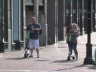 Electric scooters taking over Indianapolis