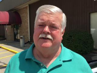Former Greenwood PD chief Bob Dine retires