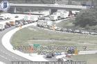 I-465 paving causes traffic nightmare