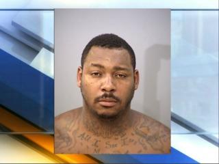 Man arrested for double homicide, 5 people shot